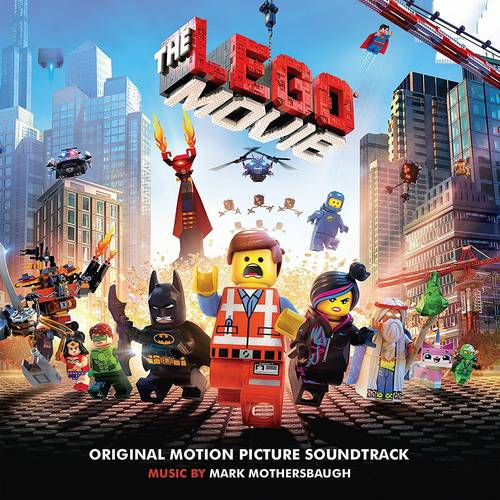The Lego Movie [Import Soundtrack LP]