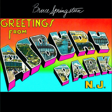 Greetings From Asbury Park, NJ [Vinyl]