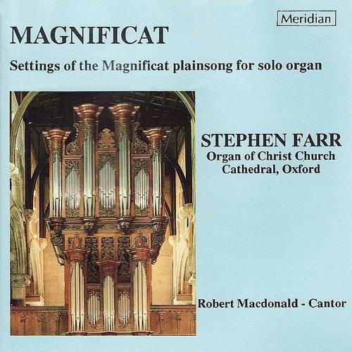 Magnificat - Settings Of The Magnificat Plainsong For Solo Organ