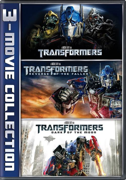 Transformers: 3-Movie Collection