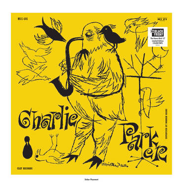 The Magnificent Charlie Parker  [RSD BF 2019]