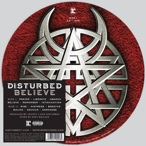 Win a Disturbed Picture Disc!