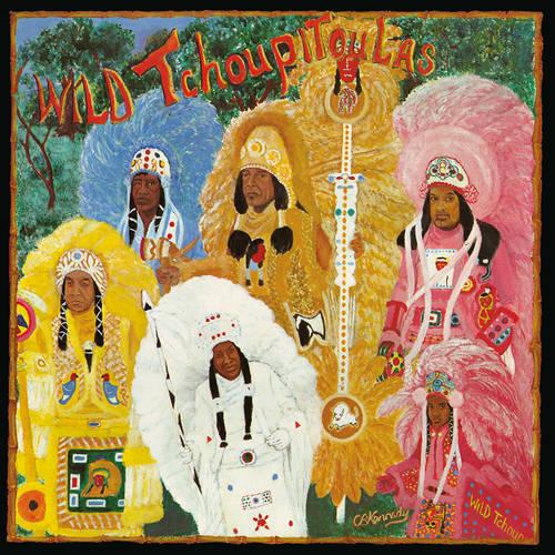 Wild Tchoupitoulas - Wild Tchoupitoulas [Black LP]