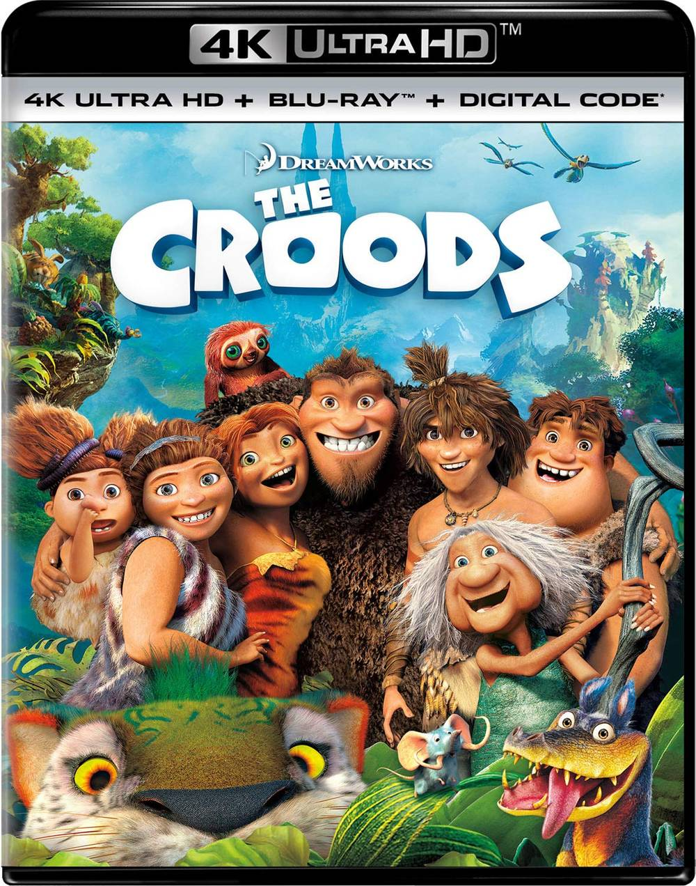 The Croods [Movie] - The Croods [4K]