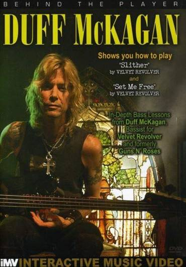 Behind the Player: Duff McKagan [DVD]