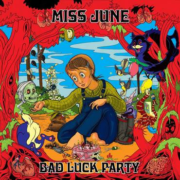 Bad Luck Party [Indie Exclusive Limited Edition Blue LP]