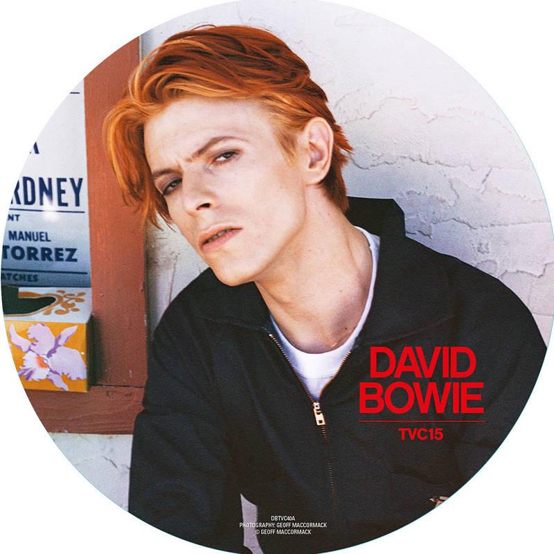 DAVID BOWIE TVC15