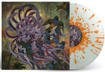 Technicolor [Indie Exclusive Limited Edition Transparent Teal with Orange Splatter LP]
