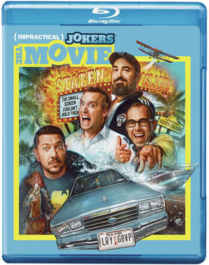 Impractical Jokers [TV Series]