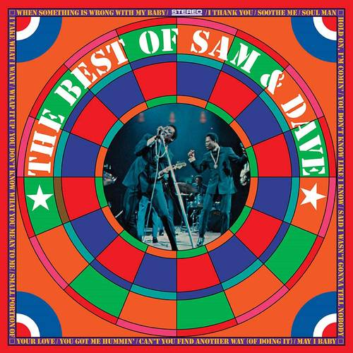 Sam & Dave - The Best Of Sam & Dave [Limited Edition Translucent Gold Audiophile LP]