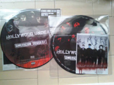 Hollywood Undead - American Tragedy Picture Disc