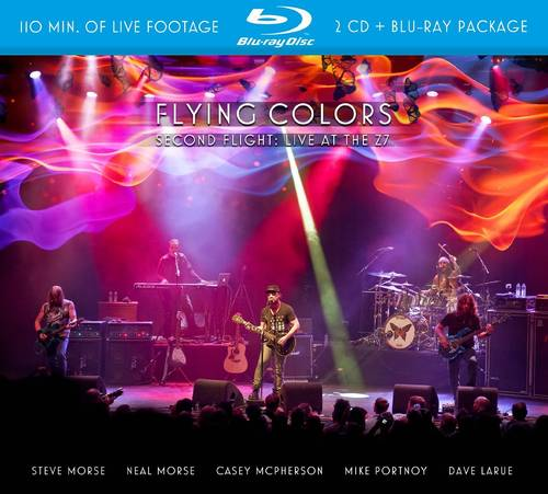 Second Flight: Live At The Z7 [2CD + Blu-ray]