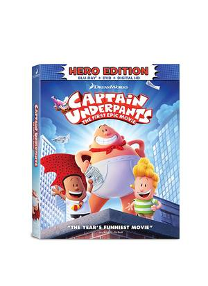 Captain Underpants: First Epic