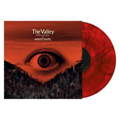 The Valley [Indie Exclusive Limited Edition Red with Black Smoke LP]