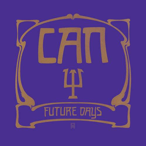 Can - Future Days [Limited Edition Gold LP]