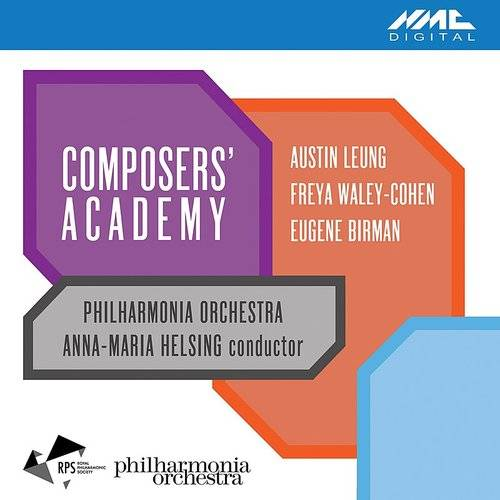 Composers' Academy, Vol. 2