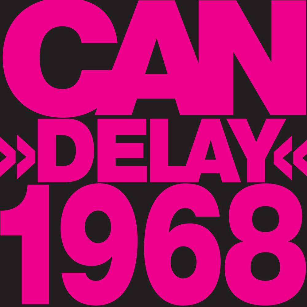 Can - Delay [Limited Edition Pink LP]