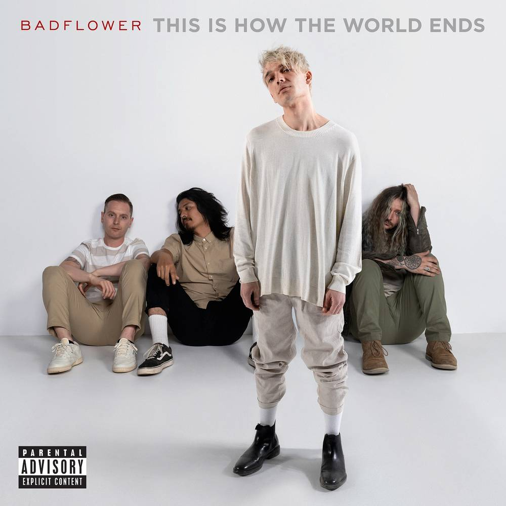 Badflower - This Is How The World Ends [2 LP]