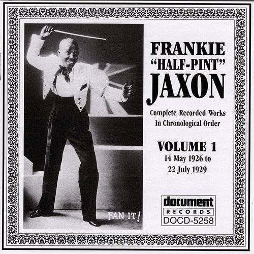 Complete Recorded Works, Vol. 1: 1926-1929