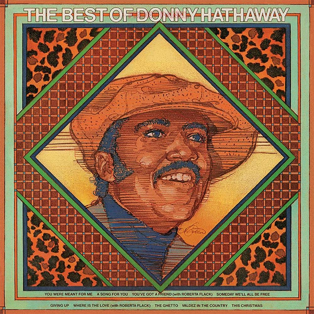 Donny Hathaway - The Best Of Donny Hathaway [Translucent Gold Audiophile LP]