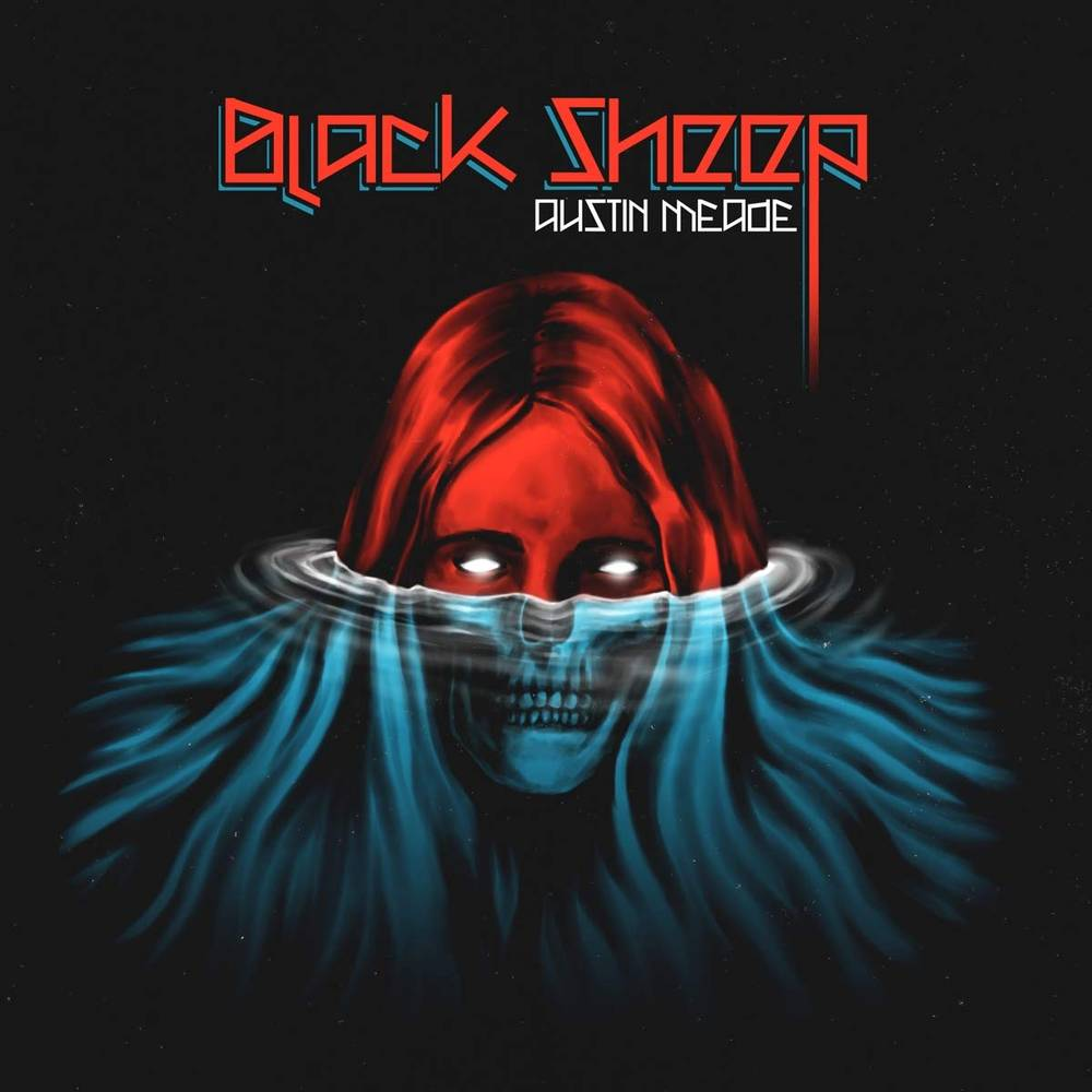 Austin Meade - Black Sheep [Red LP]
