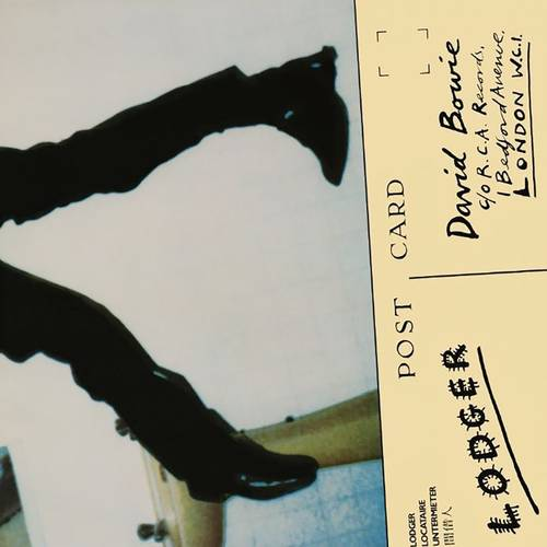Lodger: 2017 Remastered Version [LP]