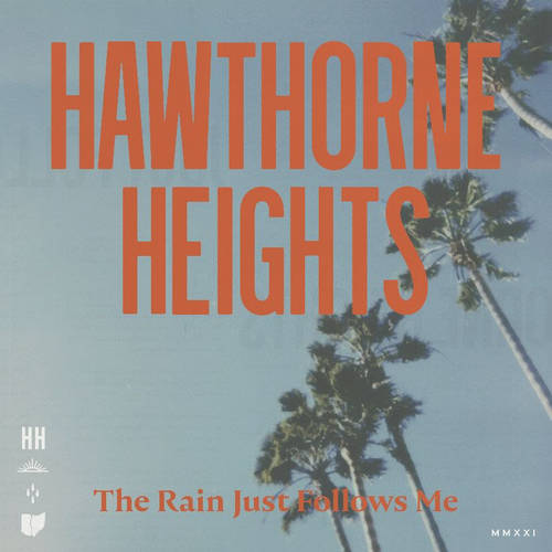 Hawthorne Heights - The Rain Just Follows Me [Indie Exclusive Limited Edition Black, White & Red Tri-Striped LP]