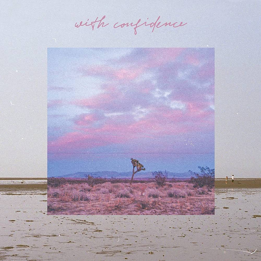With Confidence - With Confidence [Indie Exclusive Limited Edition Translucent Blue LP]