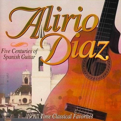 Five Centuries Of Spanish Guitar