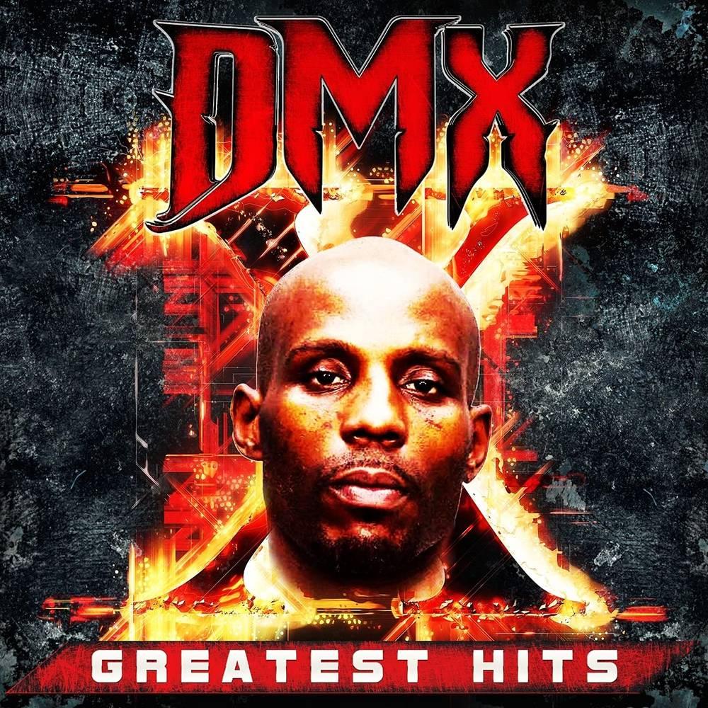 DMX - Greatest Hits [Limited Edition Splatter LP]
