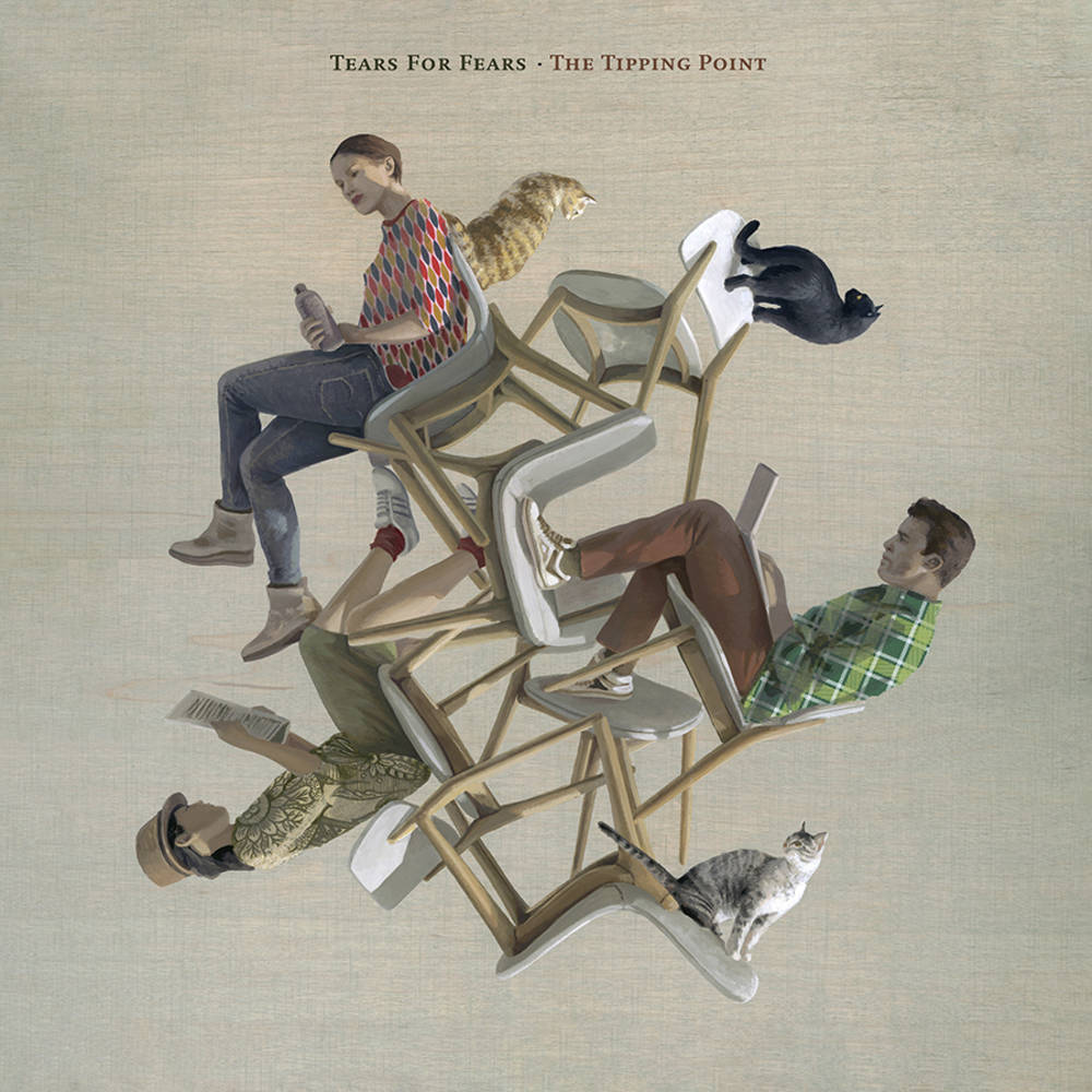 Tears For Fears - The Tipping Point [Indie Exclusive Limited Edition CD + Litho Print]