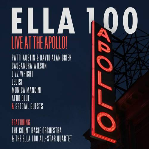Ella 100: Live at the Apollo!