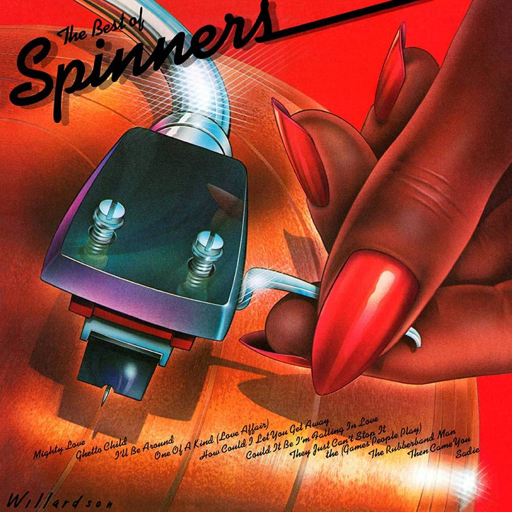 Spinners - The Best Of Spinners [Limited Edition Translucent Gold Audiophile LP]