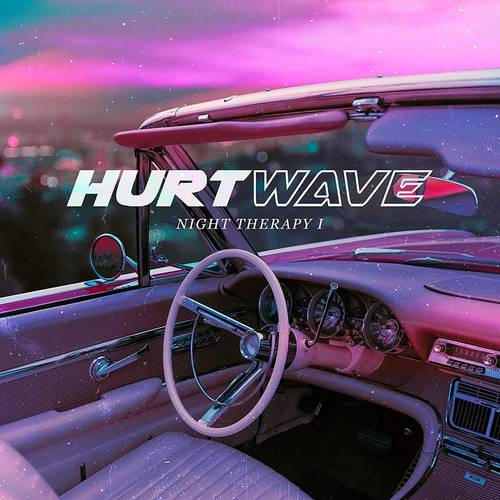 Hurtwave - Night Therapy I [Clear Pink LP]