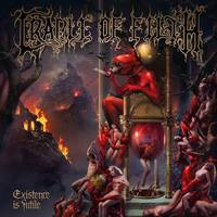 Cradle Of Filth - Existence Is Futile [Indie Exclusive Limited Edition Red Cassette]