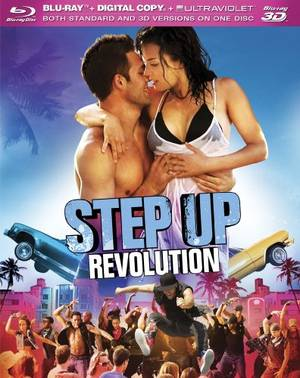 Step Up Revolution (W/Dvd) (Uvdc) (Ws) (3-D)