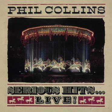 Serious Hits...Live! (Remastered) [2LP]
