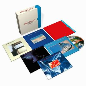 Win a Dire Straits CD Box Set!