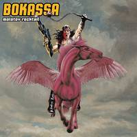Bokassa - Molotov Rocktail [LP]