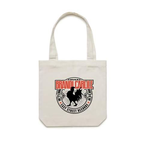 Easy Street - Brandi Carlile Tote Bag