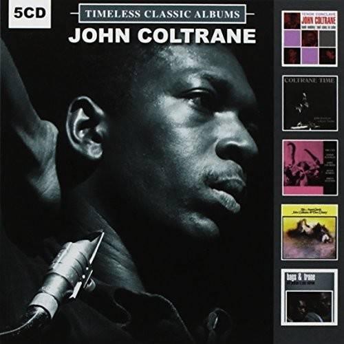 John Coltrane - Timeless Classic Albums