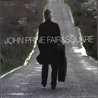 John Prine - Fair & Square [Indie Exclusive Limited Edition Green LP]