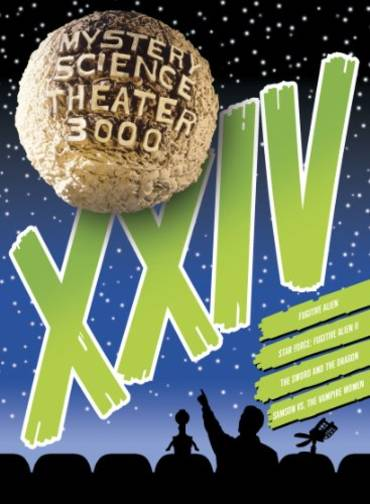 Mystery Science Theater 3000: Xxiv (4pc) / (Full)