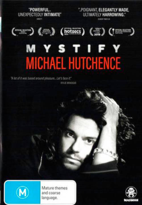 Mystify: A Musical Journey With Michael Hutchence [Import DVD]