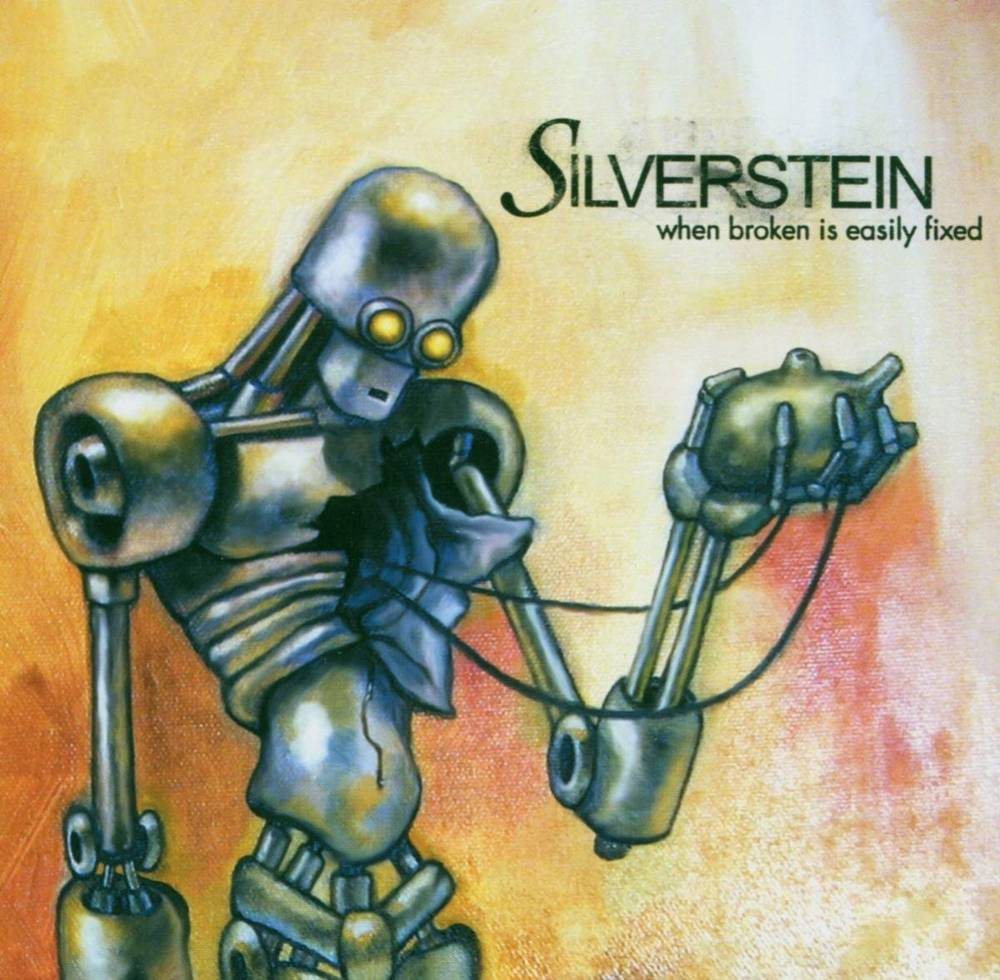 Silverstein - When Broken Is Easily Fixed [Canary Yellow LP]