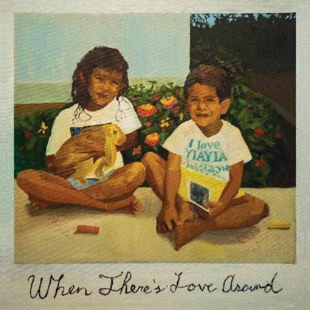 Kiefer - When There's Love Around [Indie Exclusive limited Edition Blue/Yellow LP]