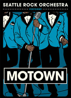 Win Tickets To Seattle Rock Orchestra Performs Motown!