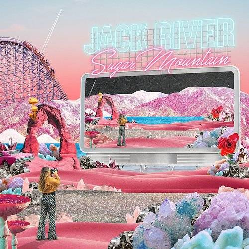 Sugar Mountain [Import Limited Edition Pink LP]