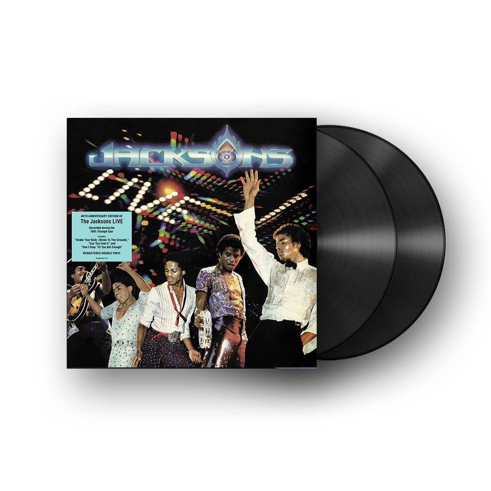 The Jacksons - Live! [2LP]