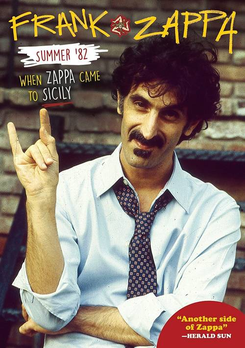 Summer '82: When Zappa Came To Sicily [Blu-ray]